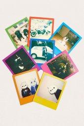 10 Adet Renkli Polo Kart - Polaroid Kişiye Özel Fotoğraf Baskısı-4