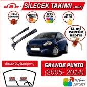 Fiat Grande Punto Ön Muz Silecek Takımı (2007...