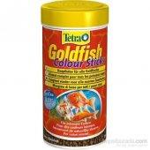 Tetra Goldfish Colour Japon Balığı Renk Yemi 250 Ml
