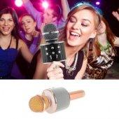 Mikrofon Bluetoothlu Mikrofonlu Sihirli...