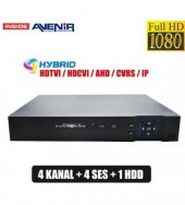 AVENİR Hybrid AHD VE ANALOG DVR KAMERA Kayıt Cihazı-2