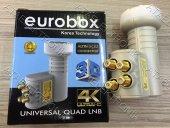 4 Çıkış Hd 3d 4k Uyumlu Lnb Eurobox Bağımsız...