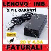 Lenovo G50 G 50 - 20 VOLT 4.5 AMPER 20V 4.5A USB Kare Uç