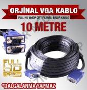 10 Mt Vga Kablosu Okulla İçin Projeksiyon...