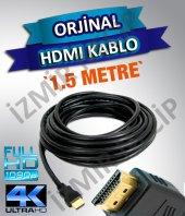 1,5 Metre Fullhd 4k Ultra Hd Kablo Hdmı Kablosu...