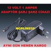 12 Volt 1 Amper Modem Adsl Vdsl Adaptörü...