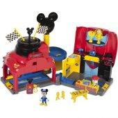 Mickey Roadster Racers Garaj Set
