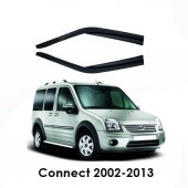 Ford Connect (2002 2013) Cam Rüzgarlığı Mügen Tip 2li Set