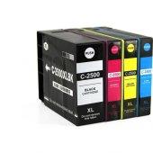 Premium Canon Pgı2500xl Muadil Kartuş Seti