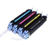 Premium Hp Laserjet Q6000 Uyumlu 4 Renk Muadil...