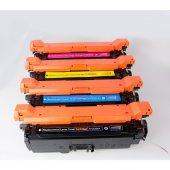 Premium Hp Ce250 507x Uyumlu 4 Renk Muadil...