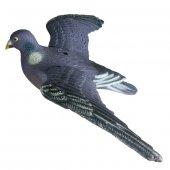 Hdd 011w T Kanatlı Tahtalı Güvercin Mühresi
