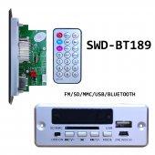 Tenon Swd Bt189 Oto Teyp Çevirici Usb Bluetooth...