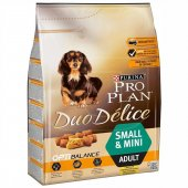Pro Plan Duo Delice Small Tavuklu Yetişkin Köpek Mama 2,5kg