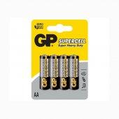 Gp Süpercell Heavy Duty Aa Kalem Pil R6p 1.5 V