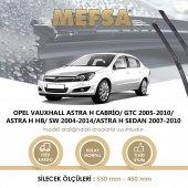 Opel Astra H Hb 04 2014 Silecek Takım Orjinal Tip Rbw Muz Silgeç