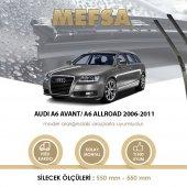 Audı A6 Avant 2005 2011 Silecek Takım Orjinal Tip Rbw Muz Silgeç