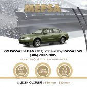 Vw Passat Sedan 02 05 Silecek Takım Orjinal Tip Rbw Muz Silgeç