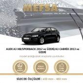 Audı A3 Sportback 2012 Silecek Takım Orjinal Tip Rbw Muz Silgeç