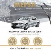 Skoda Octavia 3 Iıı 2012 Sonrası Silecek Takım Orjinal Tip Rbw Muz Silgeç