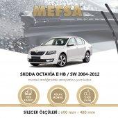 Skoda Octavia 2 Sw 04 12 Silecek Takım Orjinal Tip Rbw Muz Silgeç