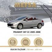 Peugeot 307 Cc 2005 2008 Silecek Takım Orjinal Tip Rbw Muz Silgeç