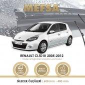 Renault Clio 3 Iıı 2005 2012 Silecek Takım Orjinal Tip Rbw Muz Silgeç