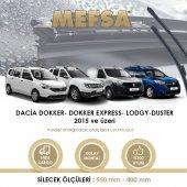 Dacia Duster 2015 2017 Silecek Takım Orjinal Tip Rbw Muz Silgeç
