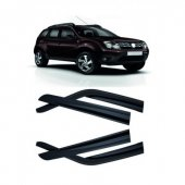 Dacia Duster 4 Lü Cam Rüzgarlığı