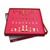 Chess Set Classic Büyük Star Oyun-2