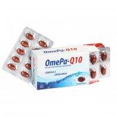 Omepa Q10 Omega3 Ubiquinol 30 Kapsül