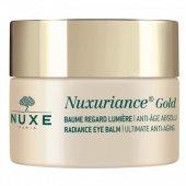 Nuxe Nuxuriance Gold Radiance Eye Balm 15 Ml
