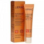 Lierac Sunissime Anti Age Global Energizing Protective Fluid Spf50+ Güneş Kremi 40ml