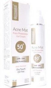 Dermoskin Acne Mat Sun Face Protection Gel...