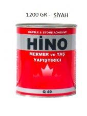 Mermer Granit Yapıştırıcı Akemi Siyah Renk 1200gr