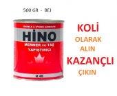 Mermer Granit Yapıştırıcı Akemi Bej Renk 500gr 12 Adet