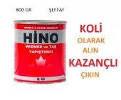 Mermer Granit Yapıştırıcı Akemi Şeffaf Renk 800...