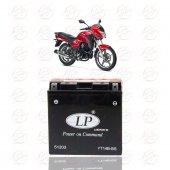 YT14B-BS LP 12V 12 AMPER MOTOSİKLET AKÜSÜ