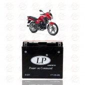 YT12B-BS LP 12V 12 AMPER MOTOSİKLET AKÜSÜ
