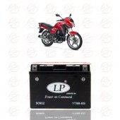 YTX9-BS LP 12V 8 AMPER MOTOSİKLET AKÜSÜ
