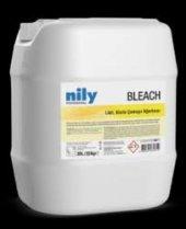 Klorlu Çamaşır Ağartıcısı Nily Bleach 5 Lt Nily