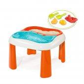 Oyuncak Su Ve Kum Oyun Masası
