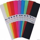 Masis Krapon Kağıdı 50*200 10 Renk