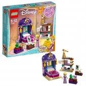 Lego Disney Tangled Rapunzelin Şato Yatak Odası 156 Parça