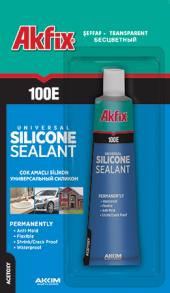 Akfix Unıversal Sılıcone Sealant 100e 50ml