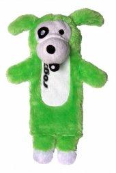 Rogz Köpek Thinz Peluş Oyuncak Yeşil Large 33 Cm