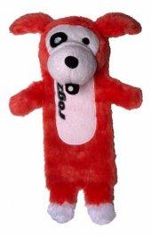 Rogz Köpek Thinz Peluş Oyuncak Kırmızı Large 33 Cm