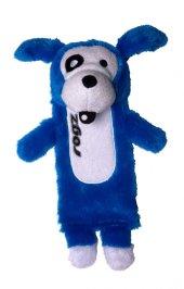 Rogz Köpek Thinz Peluş Oyuncak Mavi Large 33 Cm