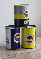Fenerbahçe Orjinal Lisanslı Metal Kumbara