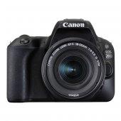 Canon EOS 200D 18-55mm IS STM Lens Dijital SLR Fotoğraf Makinası